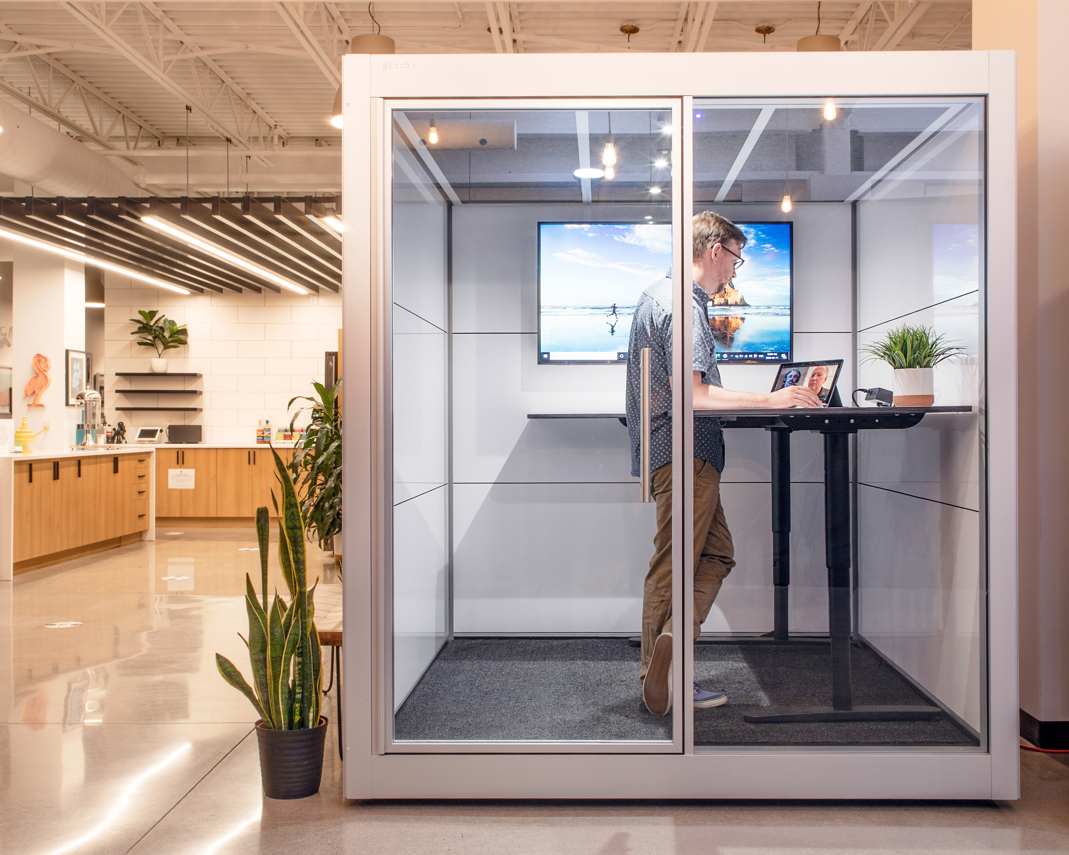 Office Pod Collection