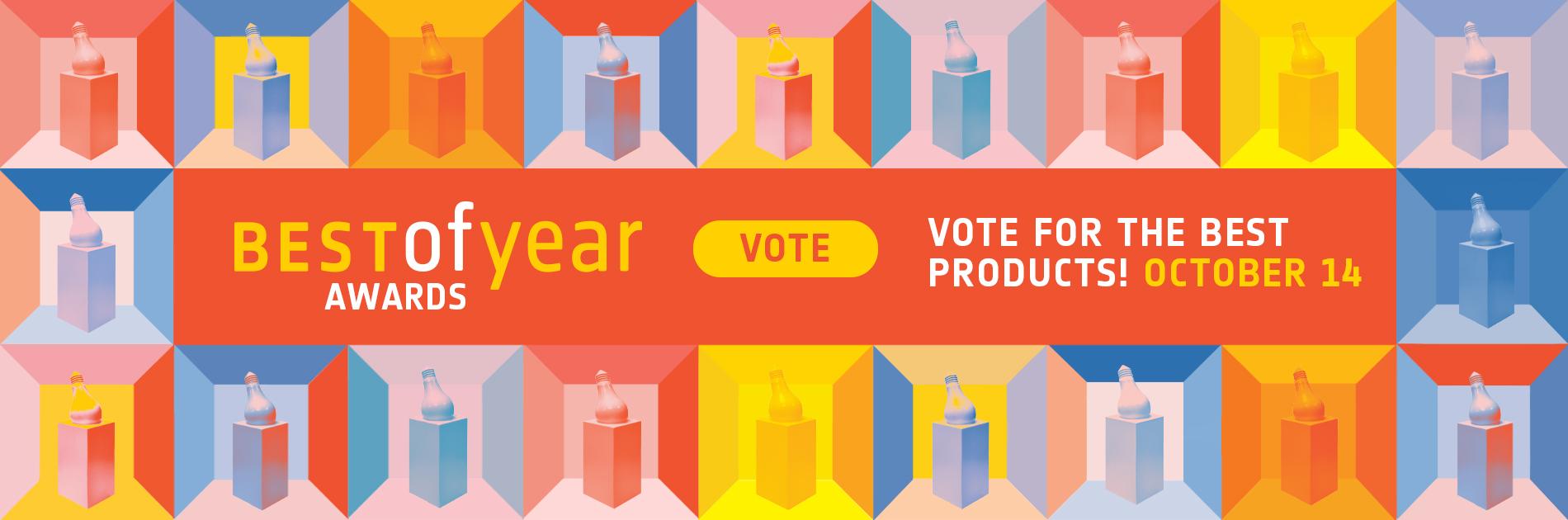 interior design magazine best of year awards