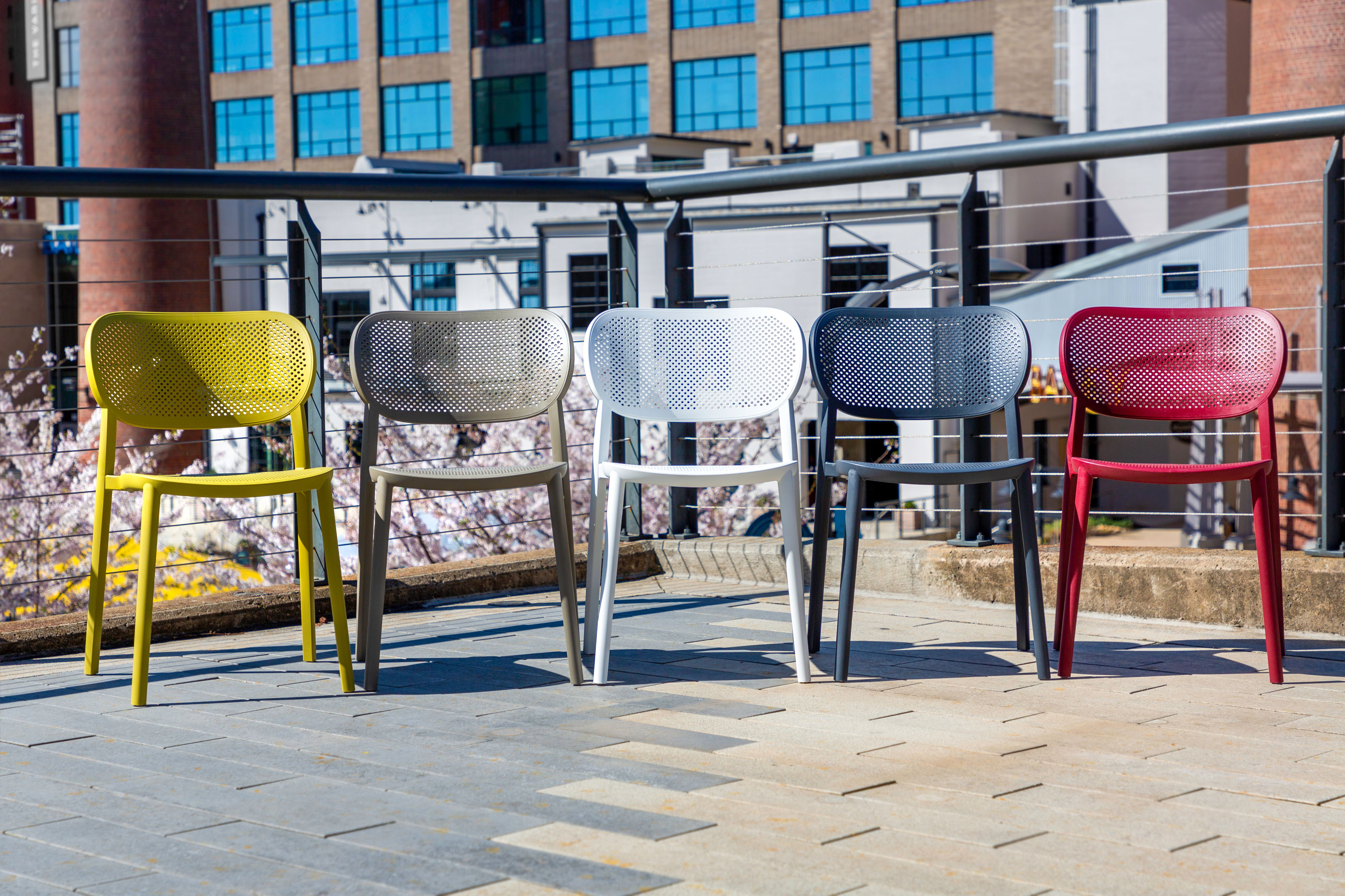 Nuta Chair, Olivia Outdoor Collection