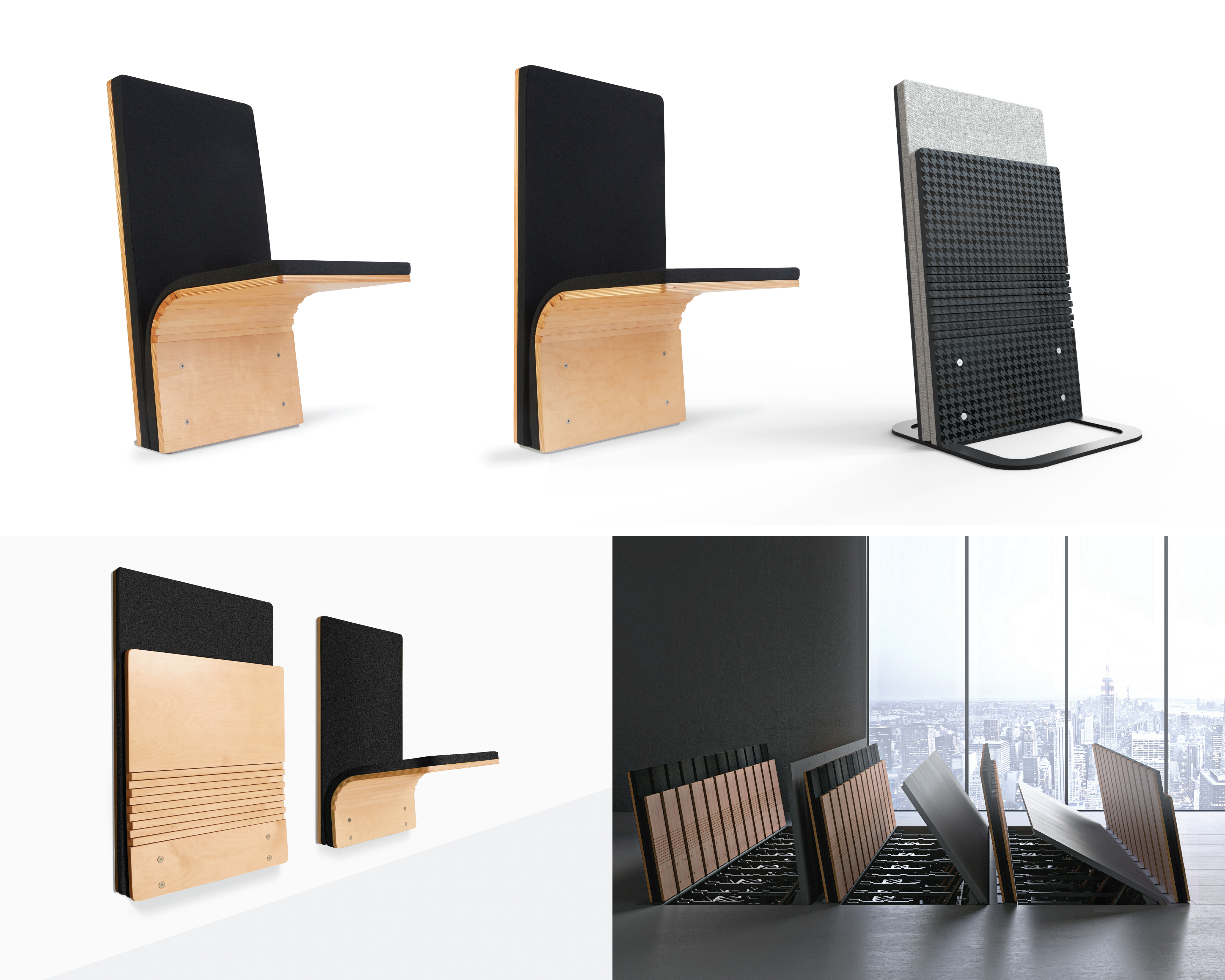 JumpSeat Collection
