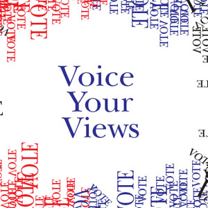 Voice Your Views