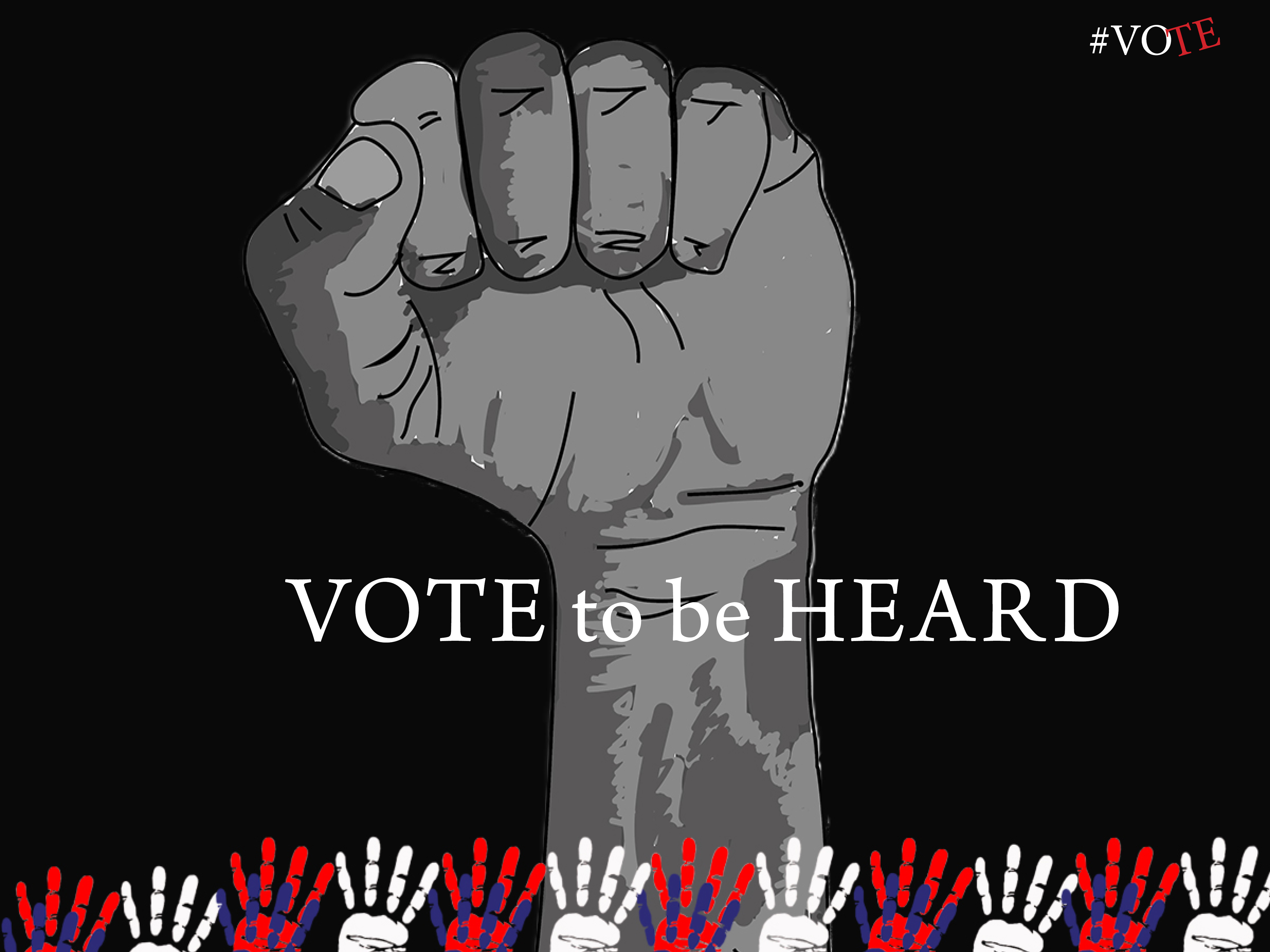 Vote to be HEARD