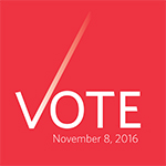 Vote. Check.