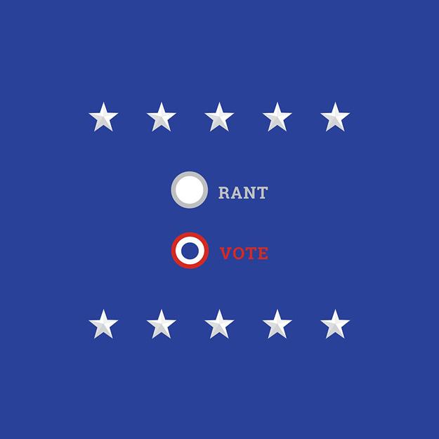 Rant or Vote