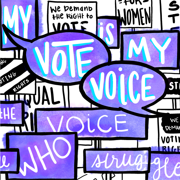 My Vote Is My Voice