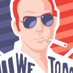 Hunter S. Thompson - Get out and Vote