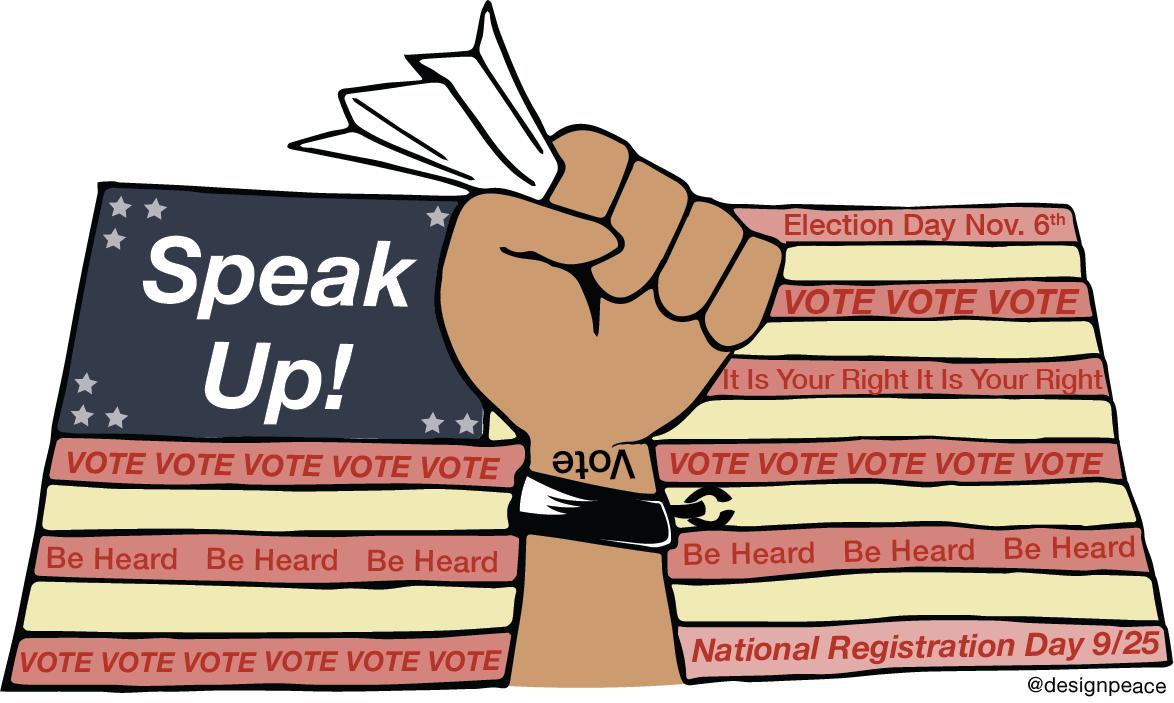 Speak Up Vote
