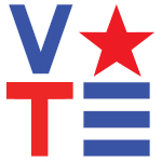 Red, White and Vote