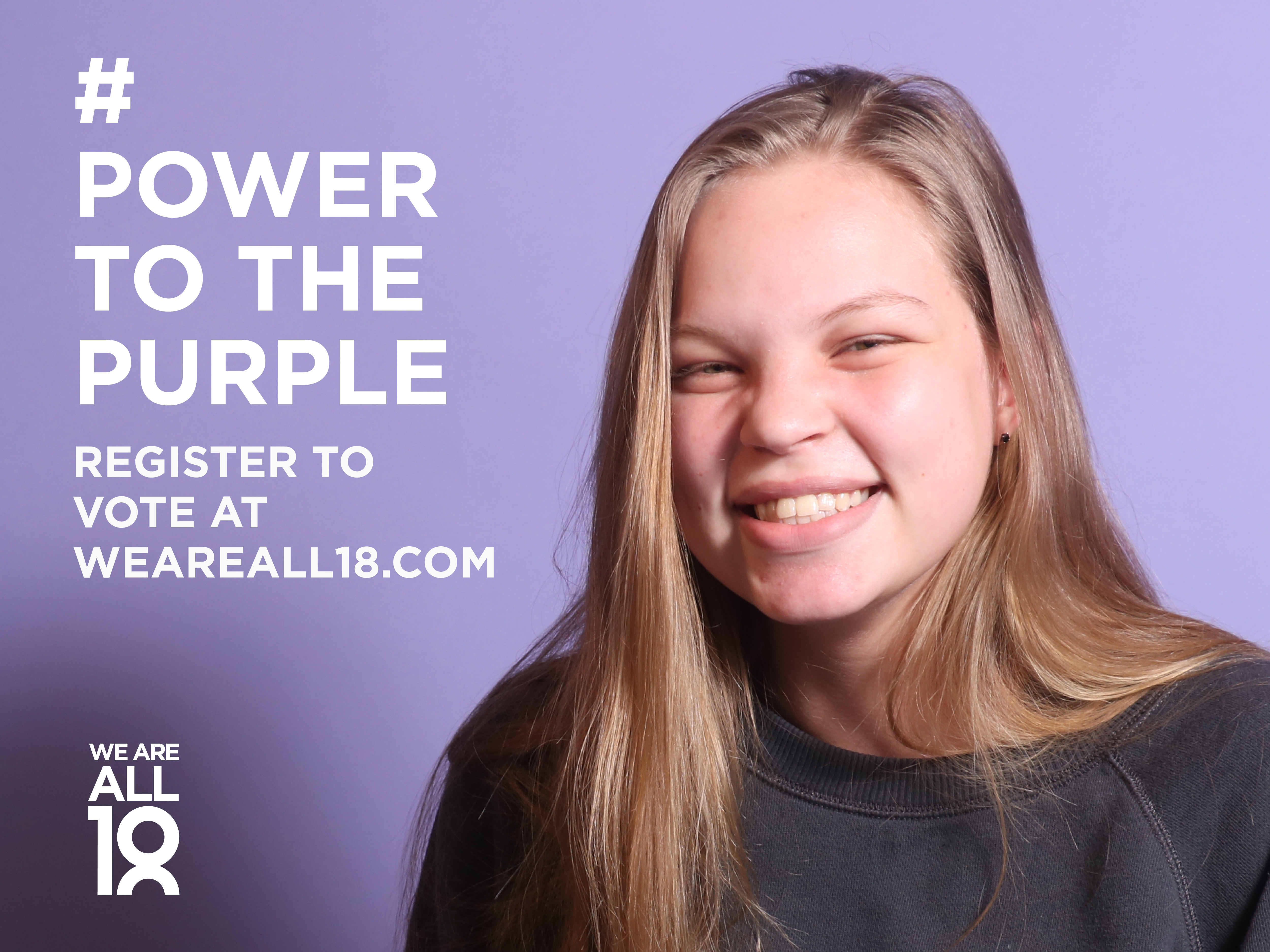 Power to the purple