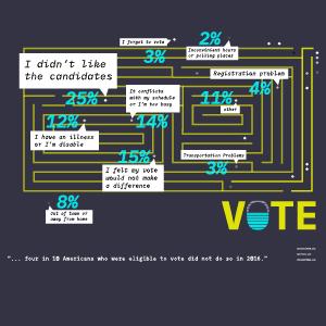 Non-voter vote!