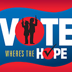 Where's the Hope—Participate in Democracy