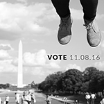 Jump! Get out the vote.