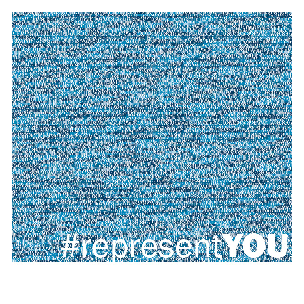 #representYOU