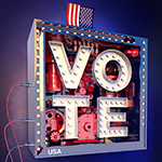 VOTE: The Engine of Freedom & Democracy Requires Your Participation