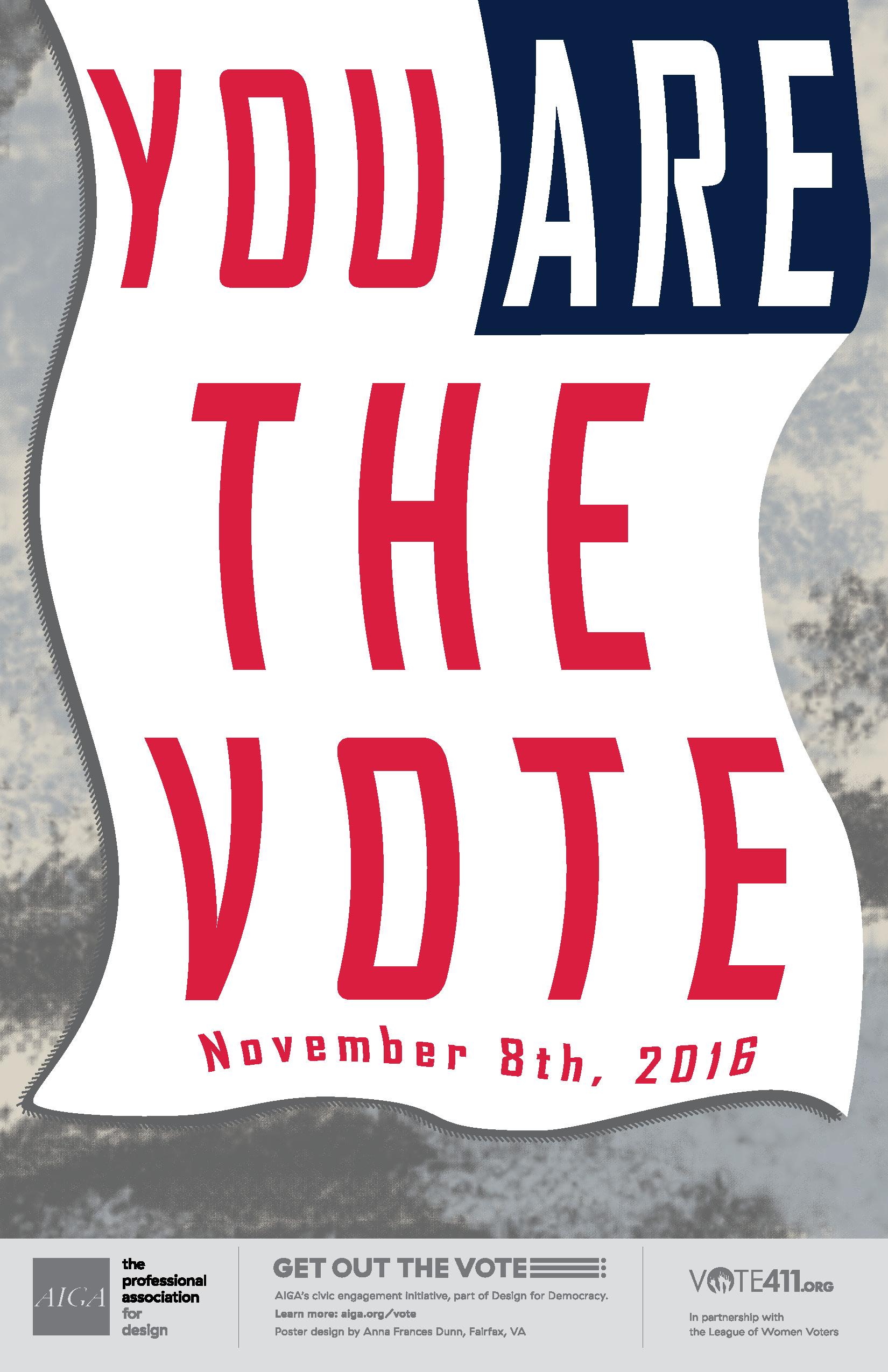 You Are The Vote