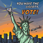 You Have the Liberty