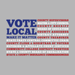 Vote Local: Make it Matter