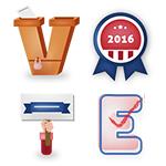 VOTE Dropcaps