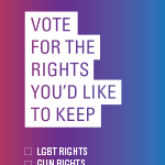 Vote for the rights you'd like to keep
