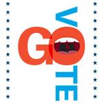 """Joe's """"Go Vote"""" Poster 1"""