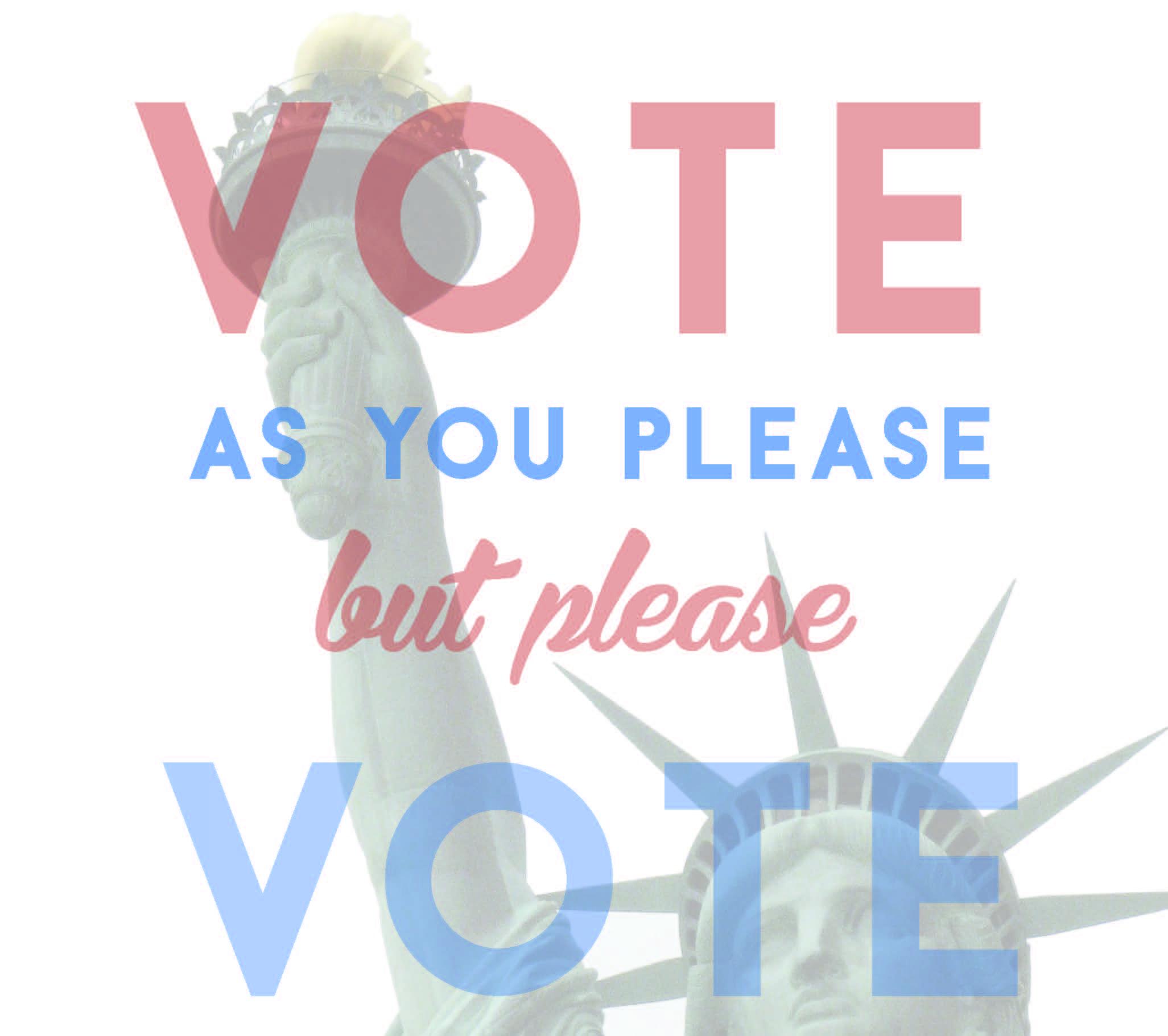 But Please Vote!
