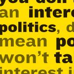 Take an Interest in Politics