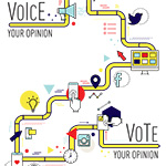 Voice Your Opinion, Vote Your Opinion
