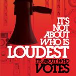Votes not Volume