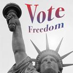 Vote Freedom / Freedom to vote
