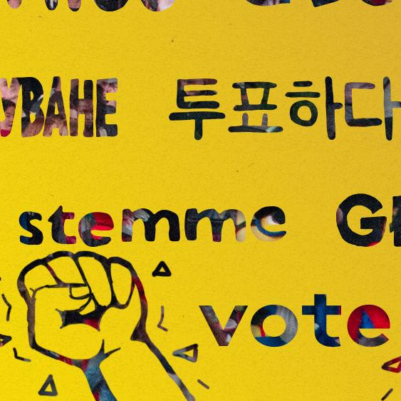 The Language of Voting