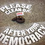 Please Clean Up After Your Democracy