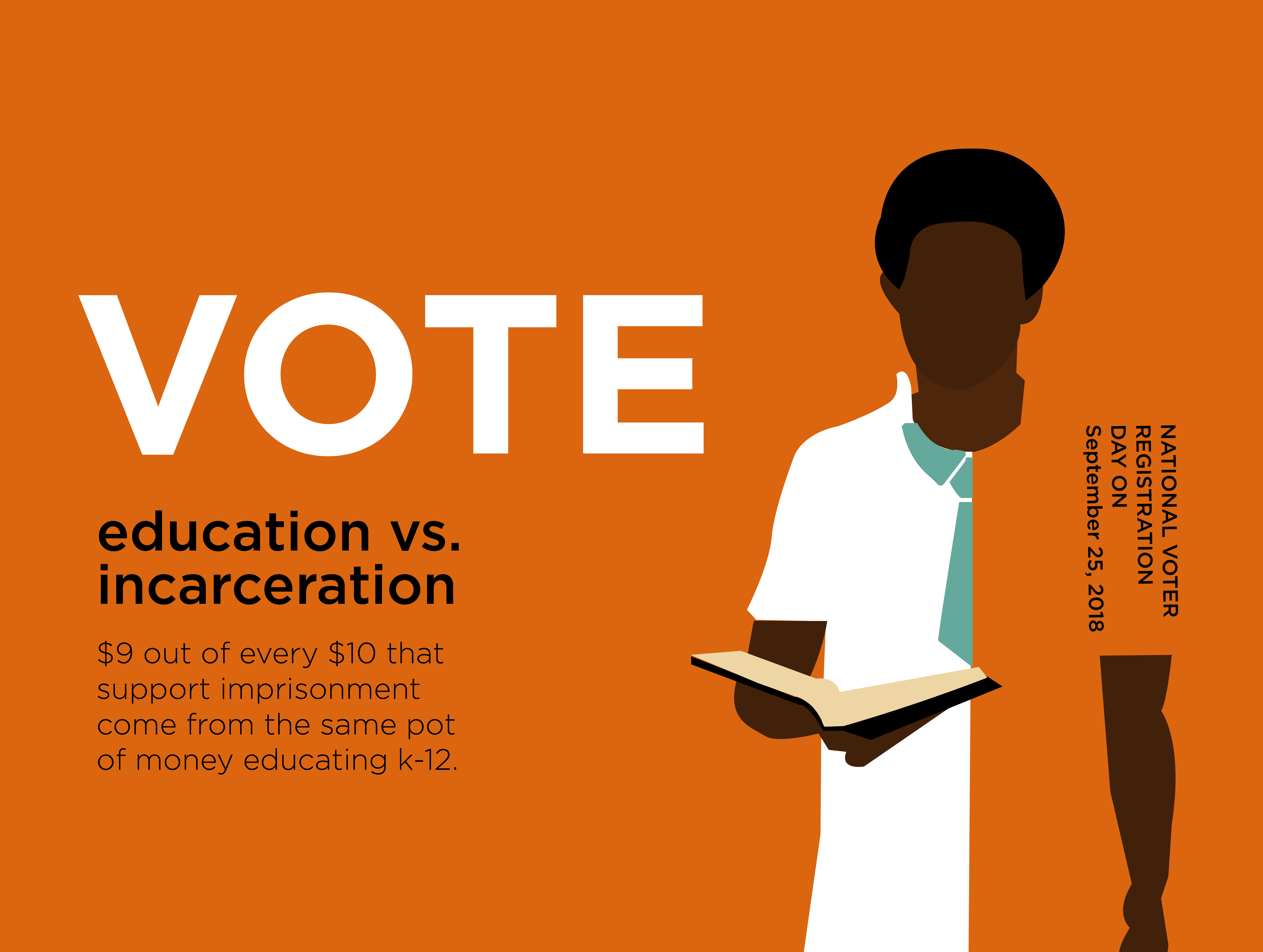 Education vs. Incarceration