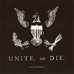 Unite, or Die.