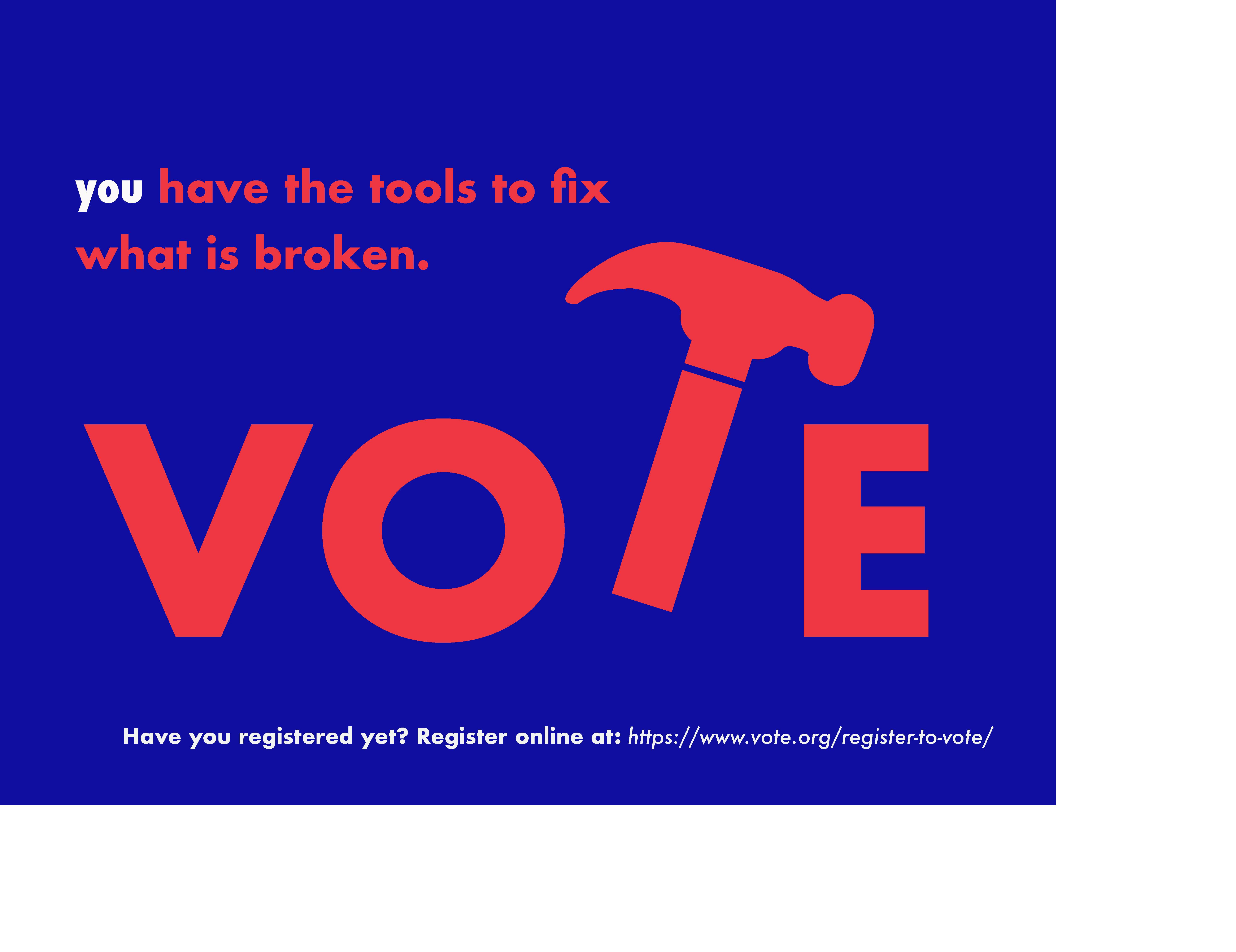 Tools to Vote
