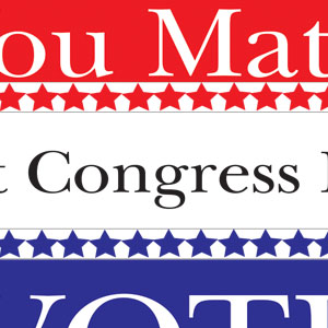 You Matter, Let Congress Know