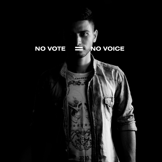 Use your voice!