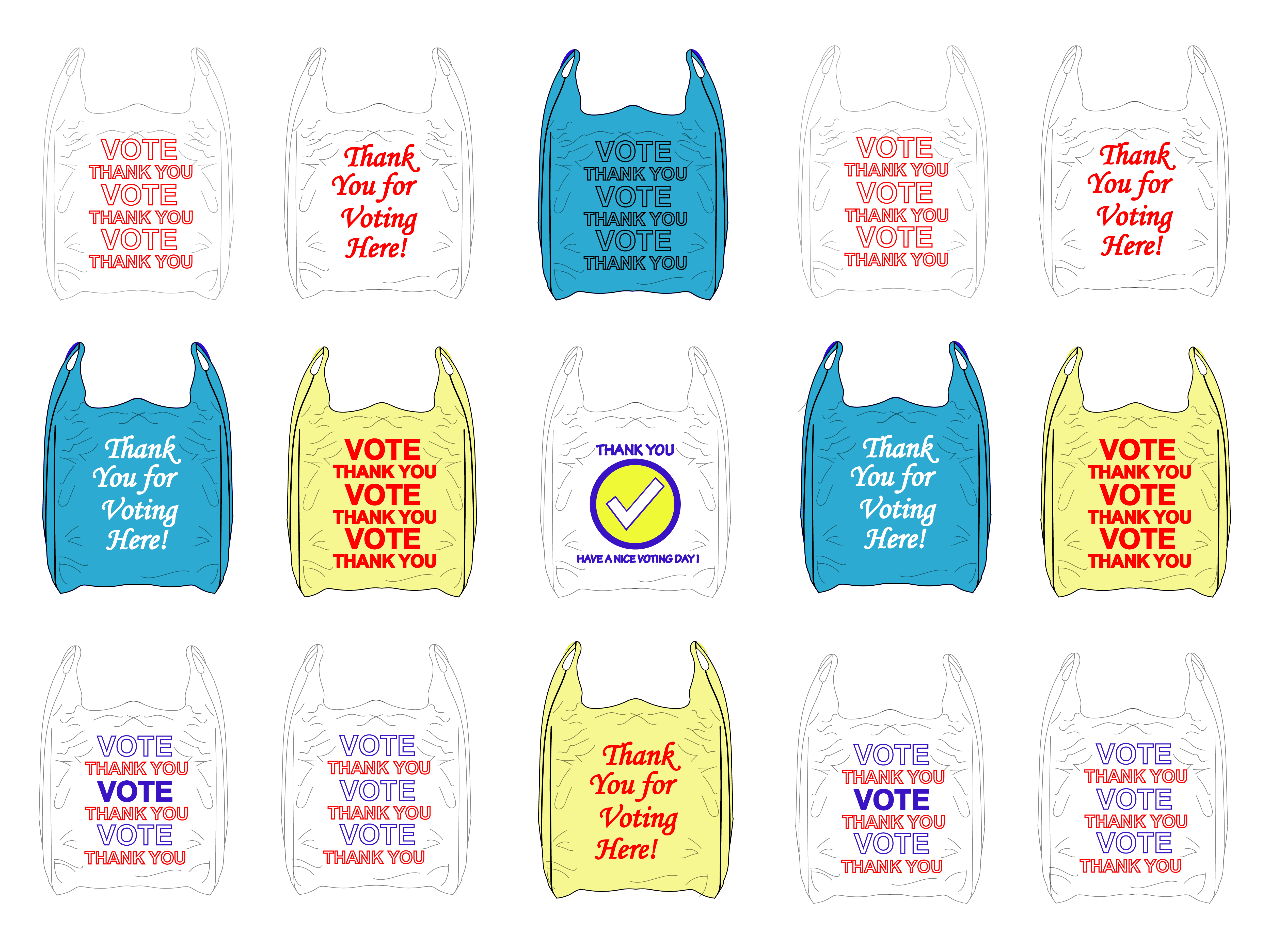 Bags For Vote