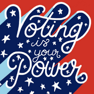 Voting is your Power