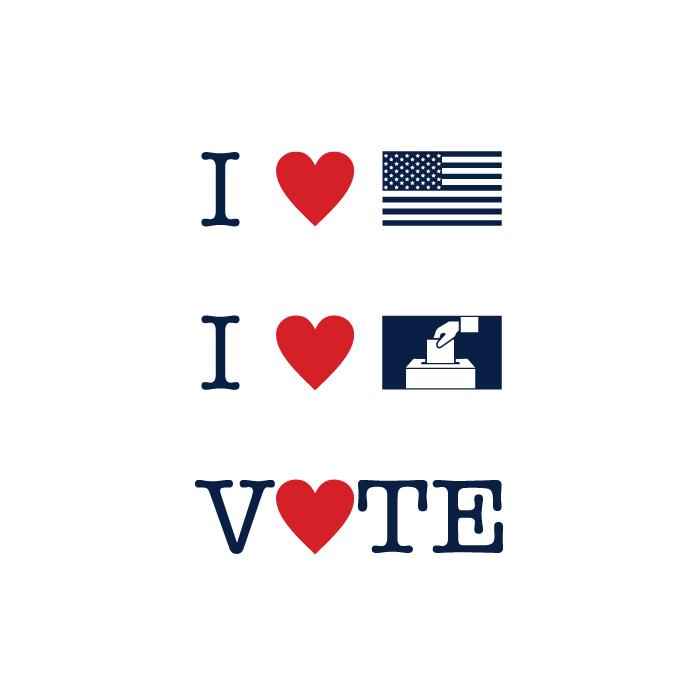 I Love to Vote