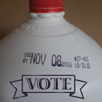 Don't let your vote expire!