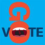 """Joe's """"Go Vote"""" Poster 2"""