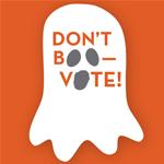 Don't Boo – Vote!
