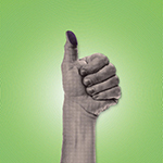 Thumbs Up to Voting