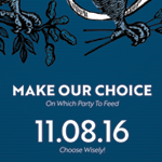 We the people make our choice on which Party to feed