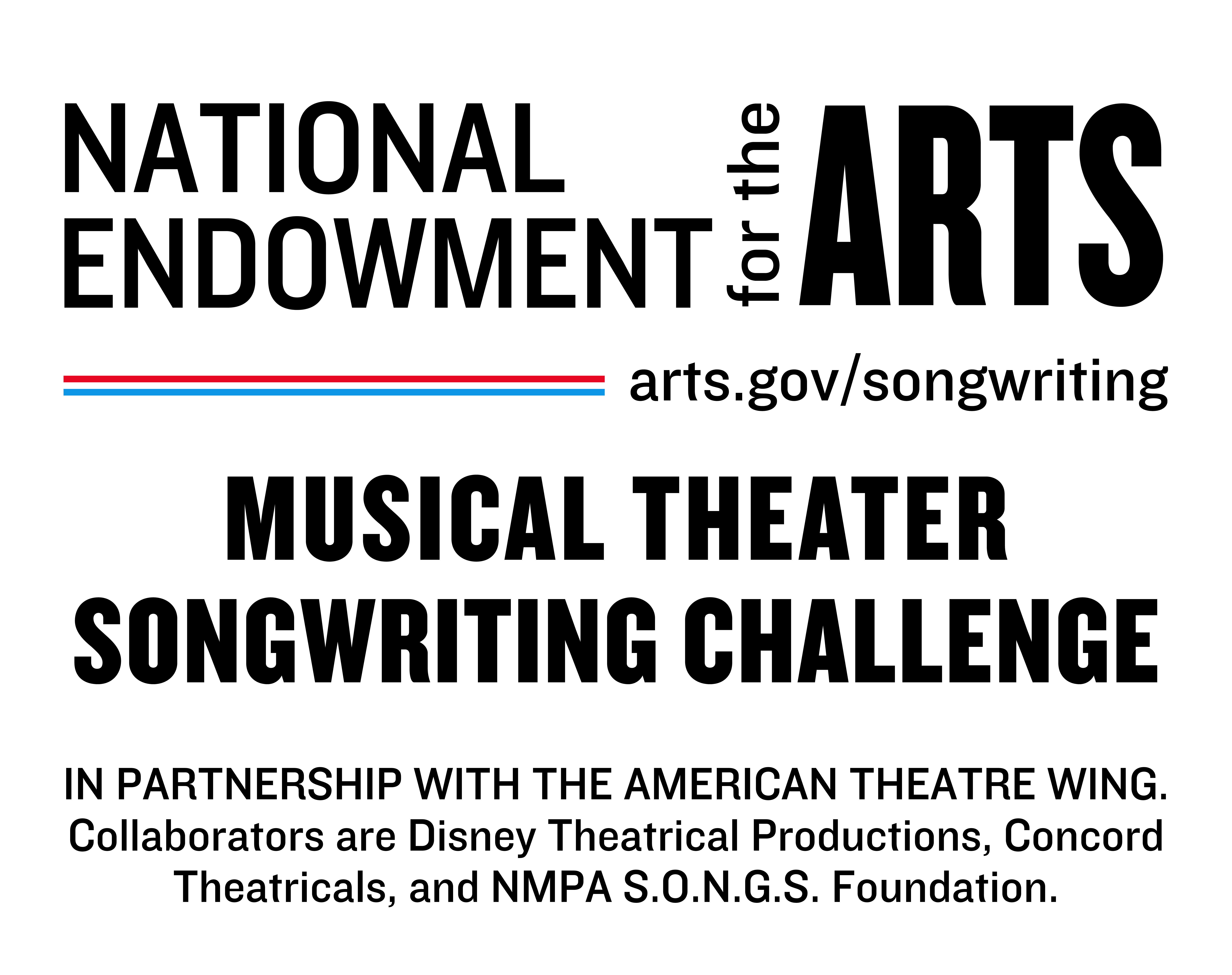 Musical Theater Songwriting Challenge Logo
